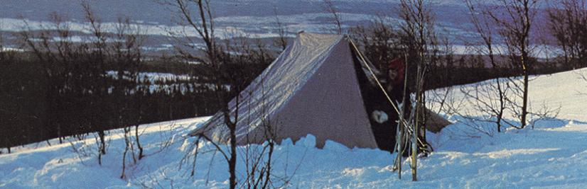 The 1964 tent revolution 1